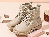 红蜻蜓童鞋2020冬季新款女童靴子公主短靴