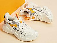 361度童鞋男童运动鞋新款革面潮流儿童老爹鞋