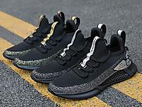德尼尔森2020新款潮流网面鞋子男潮鞋旅游鞋