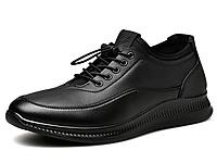 富贵鸟男鞋2020新款冬季加绒皮鞋男商务真皮休闲鞋