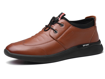 富贵鸟男鞋2020冬季新款皮鞋男士商务休闲鞋