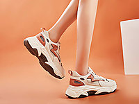达芙妮女鞋2021夏季新款展示