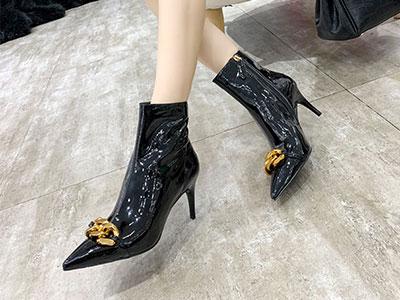 慕兰茜女鞋2021初秋新款展示
