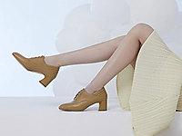 哈森女鞋2021秋冬款展示