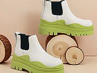 色非女鞋2021秋冬款展示
