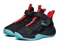 安踏童鞋男大童篮球鞋2021新款秋冬篮球鞋