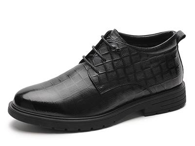 奥康男鞋-2021冬季新款流行时装靴男