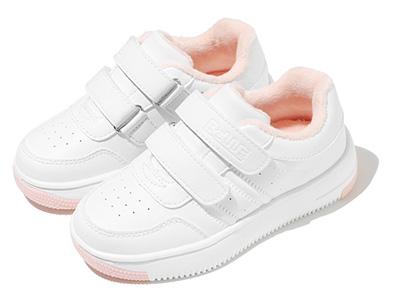 百丽童鞋儿童运动鞋小白鞋秋季新款潮流板鞋