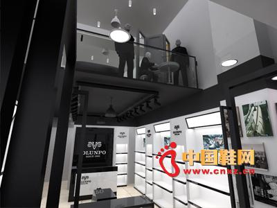 欧伦堡中国晋江鞋都专卖店