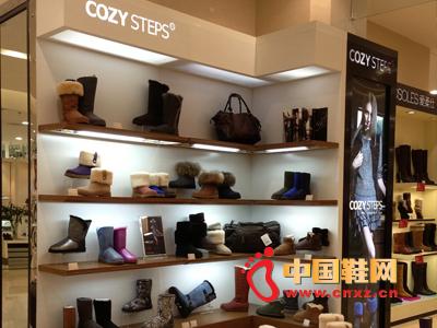 COZY STEPS/蔻孜专卖店