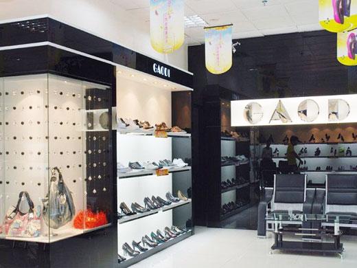 高蒂女鞋专卖店形象图