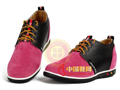 【加盟】高尼增高鞋2013新款上市,面向全国火热招商中