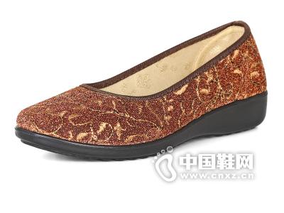 老美华新款休闲布鞋上市,全国火热招商加盟中