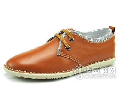 科而士2015新款休闲皮鞋上市,全国火热招商加盟中