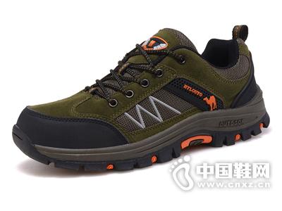 新款户外登山鞋男鞋日常休闲鞋运动鞋四季鞋