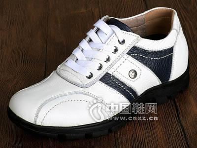 帅神增高鞋男式内增高鞋真皮休闲皮鞋增高运动鞋增高男鞋
